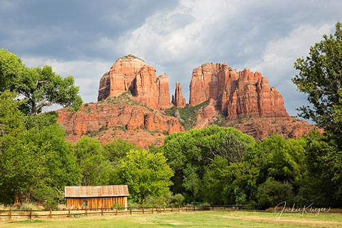 Cathedral Rock Sedona Arizona