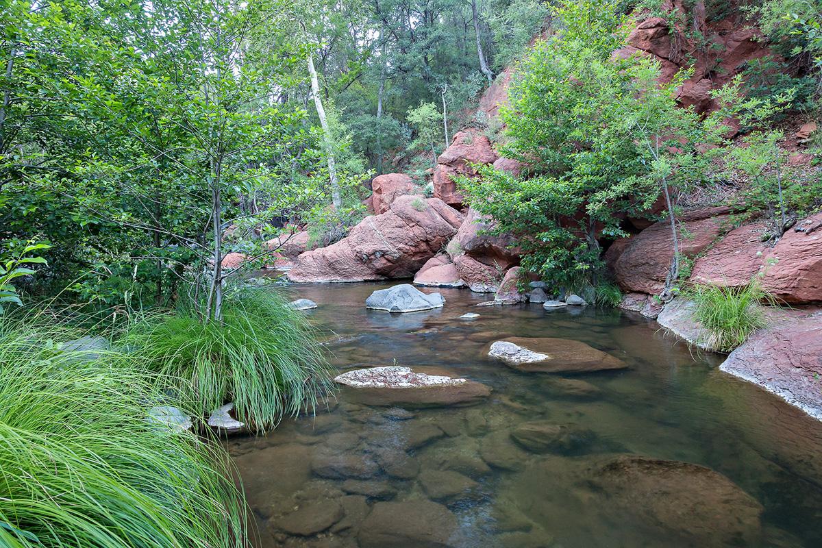 Sedona Oak Creek West Fork